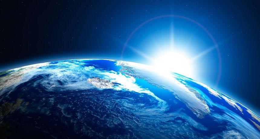 Zanima vas kako izgleda Hrvatska iz zemljine orbite - pogledajte fotografije