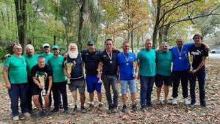 RIBOLOVNA NATJECANJA Završnica natjecanja u lovu ribe udicom na plovak i Međimurske feeder lige