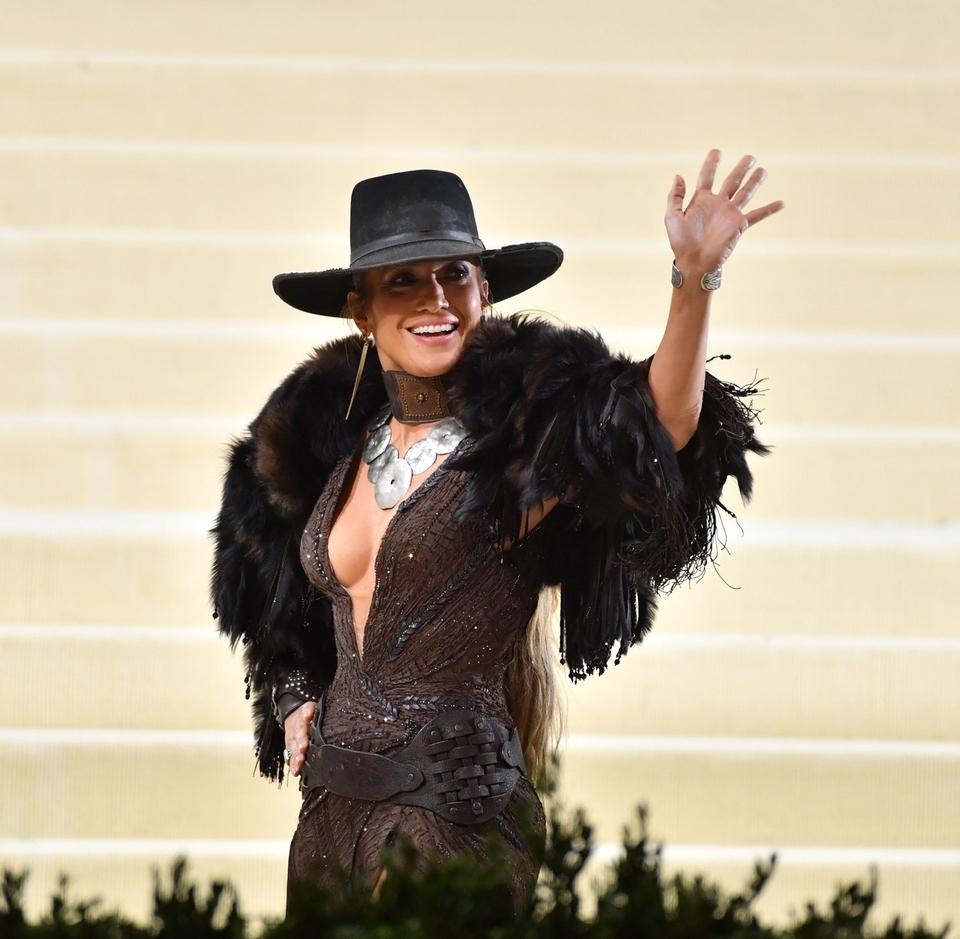 J.Lo Met Gala