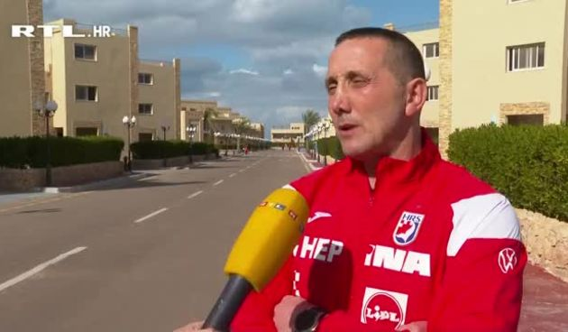 Fizioterapeut reprezentacije: 'Odlučeno je da Cindrić dijagnostiku obavi u matičnom klubu' (thumbnail)