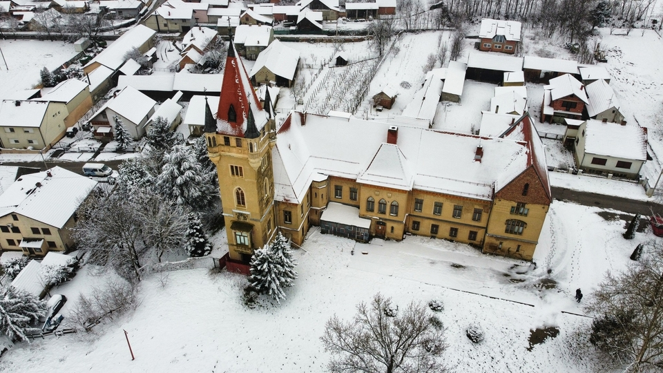 Predivne fotografije Međimurja u bijelom iz objektiva Miroslave Novak Hranjec