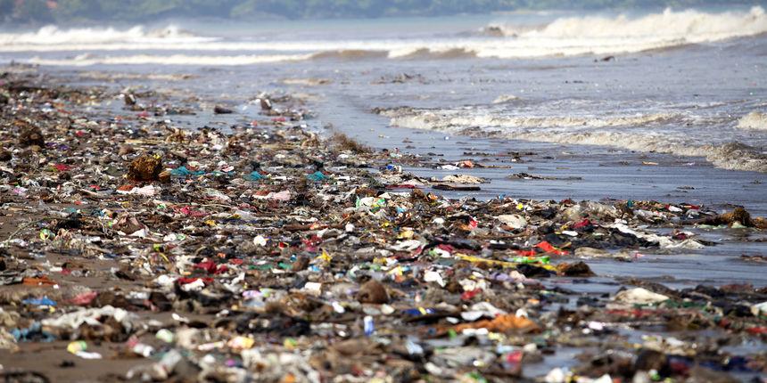 Većina plastike u morima pluta blizu obale