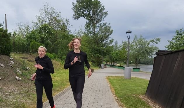 Utrka uz Muru: U Murskom Središću održana trkačka liga 'Rudar'