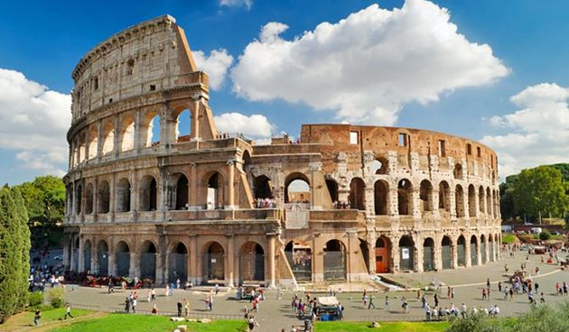 turizam italija arena rim
