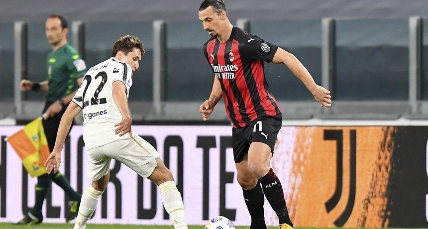 Ibrahimović zbog ozljede propušta dvije utakmice