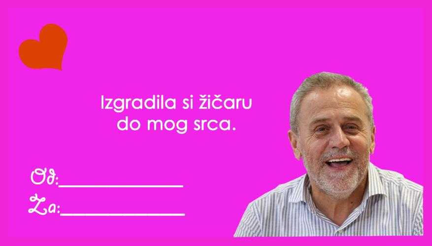 Čestitaj Valentinovo najdražim političarem: 'Izgradila si žičaru do mog srca; ti povećavaš moj minimalac'