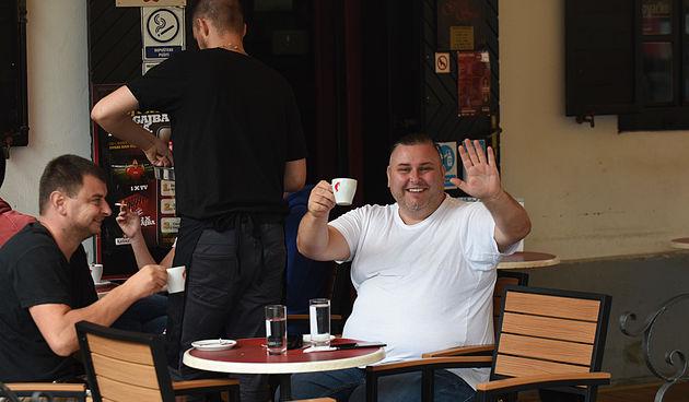 FOTO GALERIJA - Karlovačkim ulicama 17. rujan 2020.