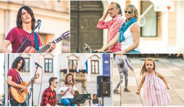 The Royals, Ljeto u Varaždinu
