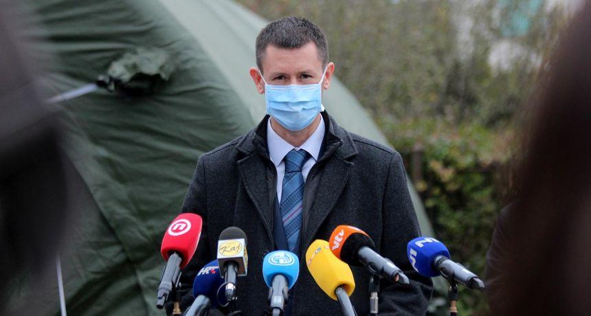 DRAMATIČNO U BOLNICI Kudelić: 'Situacija je izuzetno teška, možda najteža od početka epidemije'