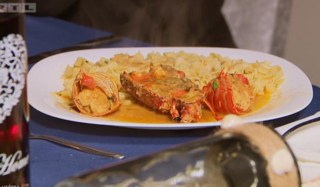 Recept za 5: Brudet od jastoga
