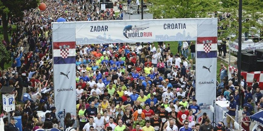 FOTO: Među 7000 trkača i preko 400 Međimuraca je trčalo za one koji ne mogu