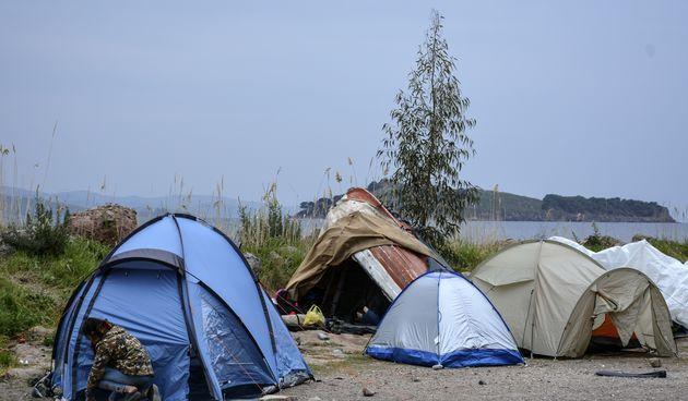 Grčka, migranti