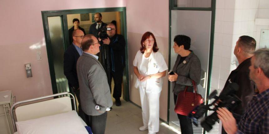 MEĐIMURJE krenulo u 65 milijuna kuna težak projekt ulaganja u bolnicu