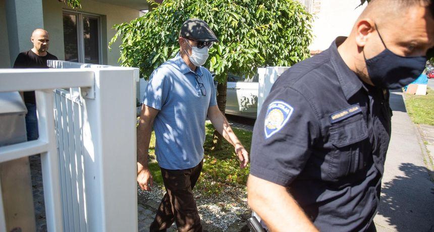Uhićene suce očekuje ispitivanje u Uskoku i noć u policijskom pritvoru