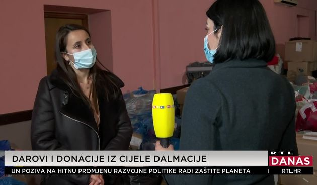 Ugljan, Humanitarna akcija, live, Nikolina Radić