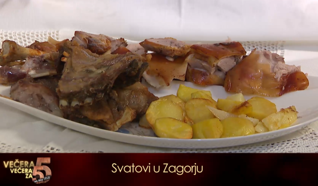 Recept za 5: Svatovi u Zagorju