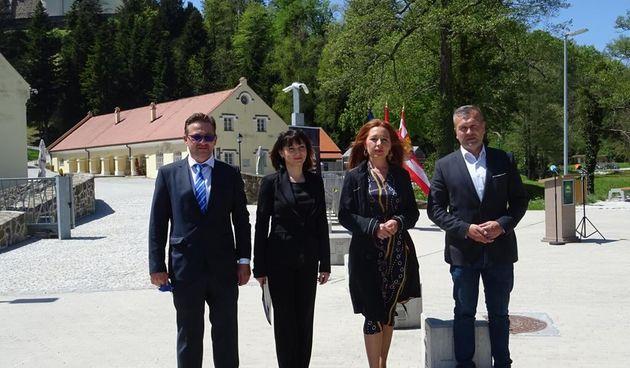 Ministrica Tramišak u Trakošćanu: 'Općina Bednja je pravi primjer povlačenja EU sredstava'