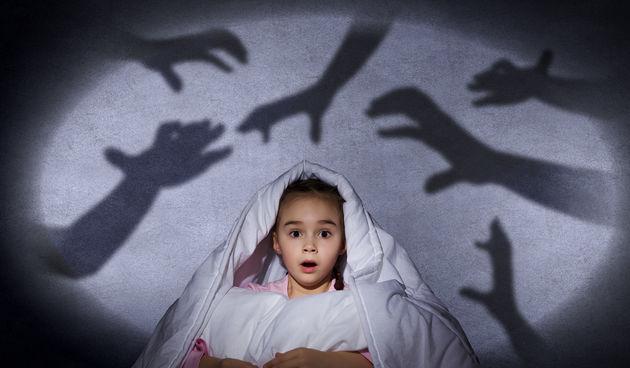 Prestrašeno dijete