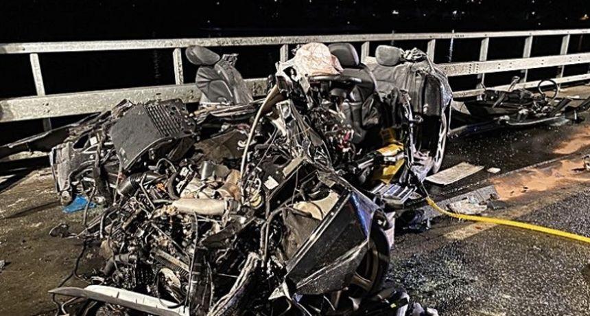 Hrvat poginuo u teškoj prometnoj nesreći u Njemačkoj. Još jedna osoba je poginula, a tri su teško ozlijeđene