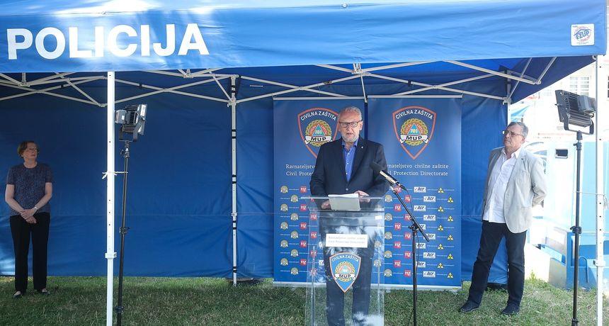 Davor Božinović potvrdio da granice ostaju zatvorene: 'Nije bilo nikakve osnove da se ublaže mjere'