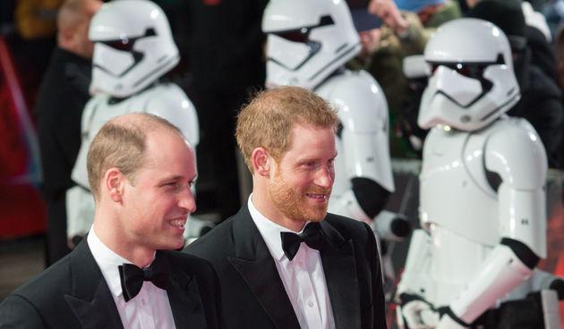 Princ William i princ Harry