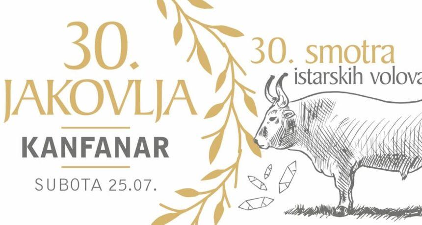 30. Jakovlja: Uskoro počinje najveća fešta u Istri
