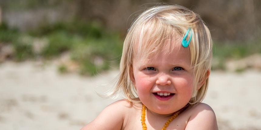 Zubić vila koja olakšava bolove najmanjima - jantarna ogrlica za bebe