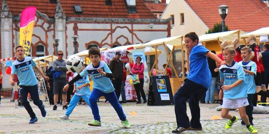 ČAKOVEC ŽIVI SPORT Čakovec dokazao da je grad sporta