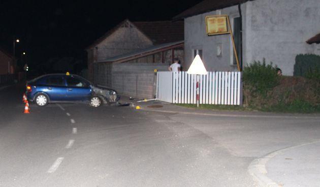 Kuršanec, nesreća