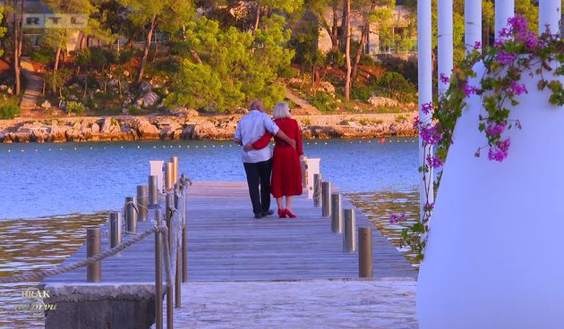 Gordana i Milan u romantičnoj šetnji (thumbnail)