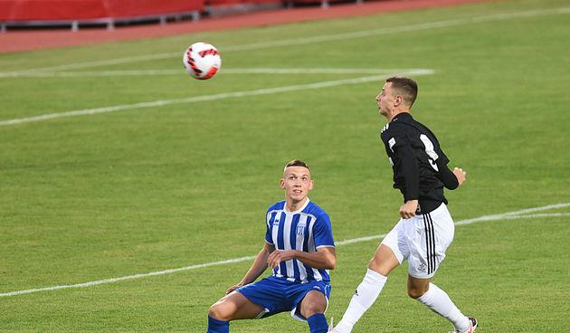 Hrvatski nogometni kup: Karlovac 1919 - Slaven Belupo 22.rujna 2021.