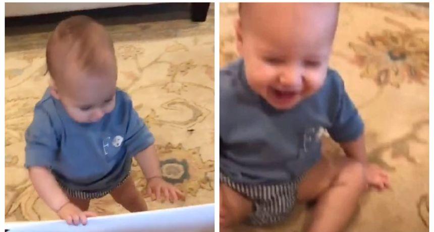 Pripremite se na dozu slatkoće: Rastopit ćete se kad vidite što je ovaj mališan dobio za rođendan