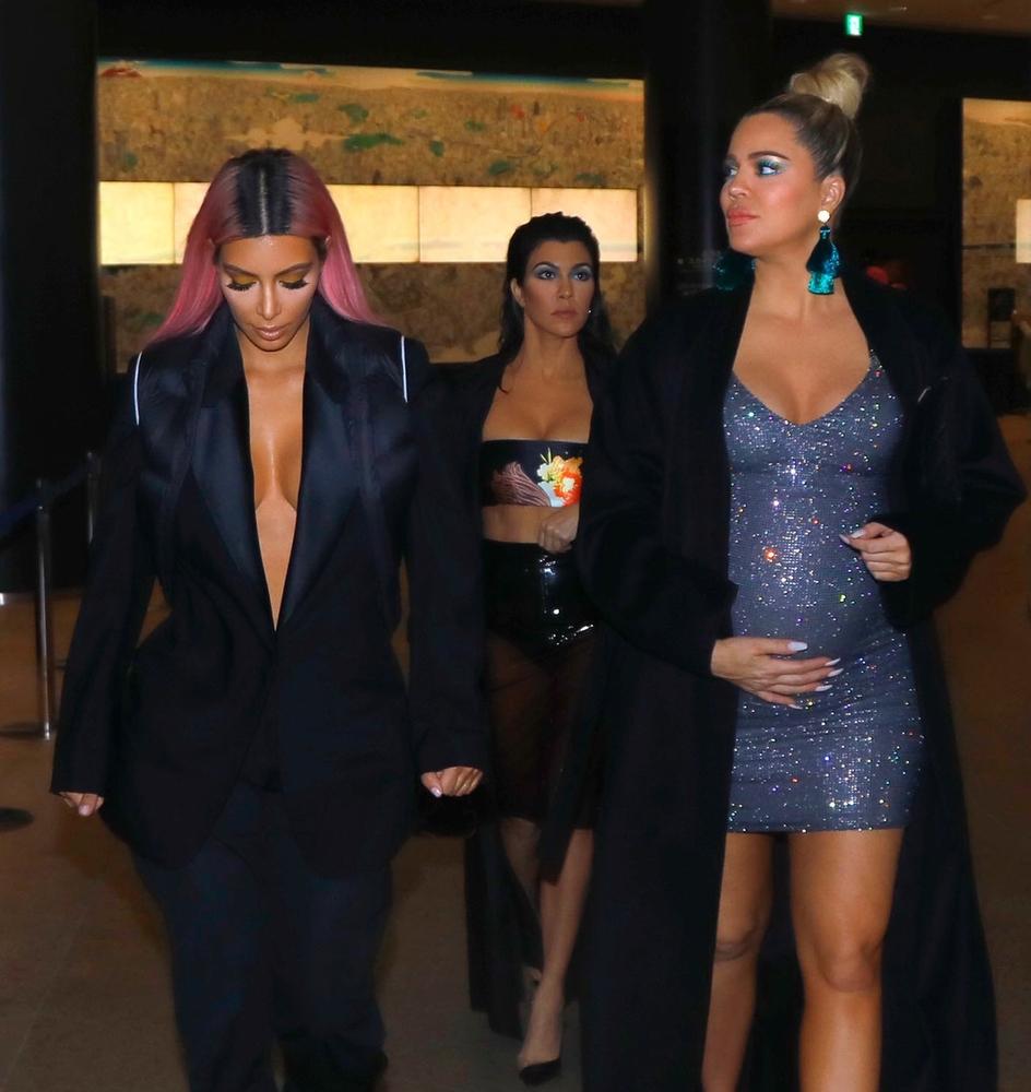 Kim, Kourtney i Khloe Kardashian