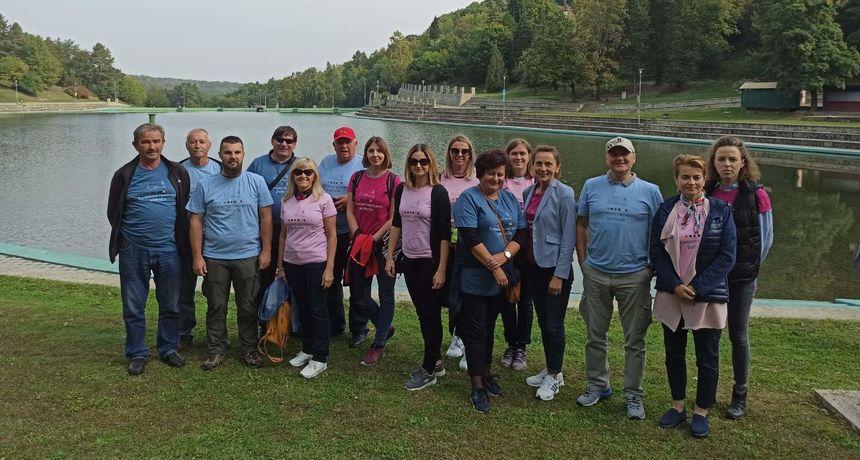 TURIZMOM RAZVIJAMO PODRUČJE LAG Međimurski doli i bregi u sklopu projekta gostovao na području LAG-a Papuk