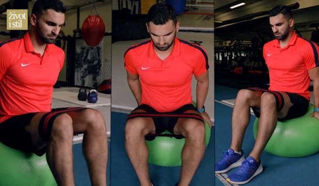 Ivan Brkljačić otkrio kako pravilno vježbati: Trening za stražnjicu (thumbnail)