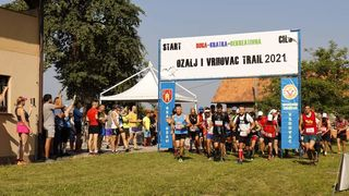 Završena šesta sezona utrke Ozalj i Vrhovac trail - sudjelovalo čak 168 natjecatelja, najboljima uručeni trofeji i medalje