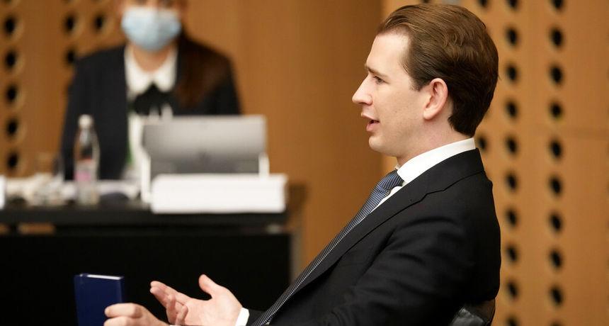 Austrija je ostala bez kancelara, Sebastian Kurz sinoć je podnio ostavku: Evo za što ga se sumnjiči