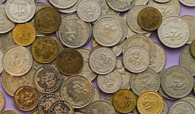 novac kovanice kune