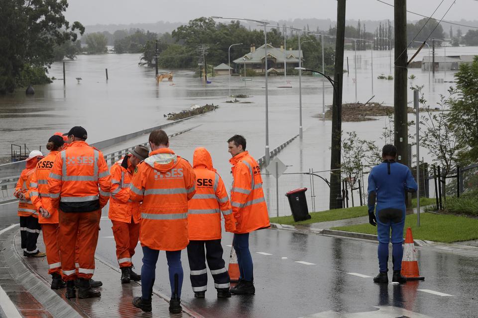 Poplave u Australiji