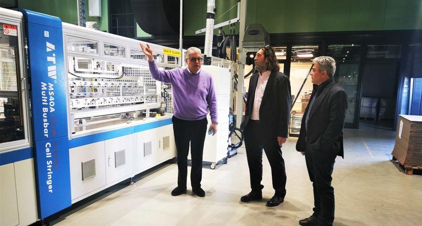 Čehok obišao nove tvornice u Brezju