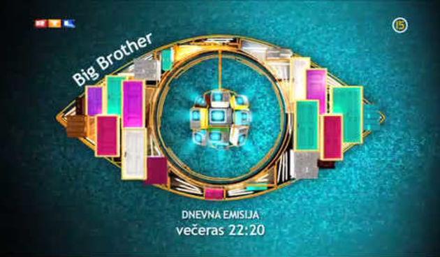 'Big Brother', ne propustite u petak, 13. travnja od 22:30 sati na RTL-u (thumbnail)