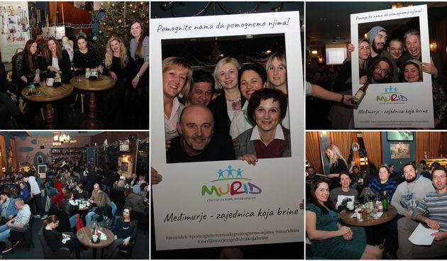 MURID-ov pub kviz okupio 16 ekipa u znak zahvalnosti svim volonterima