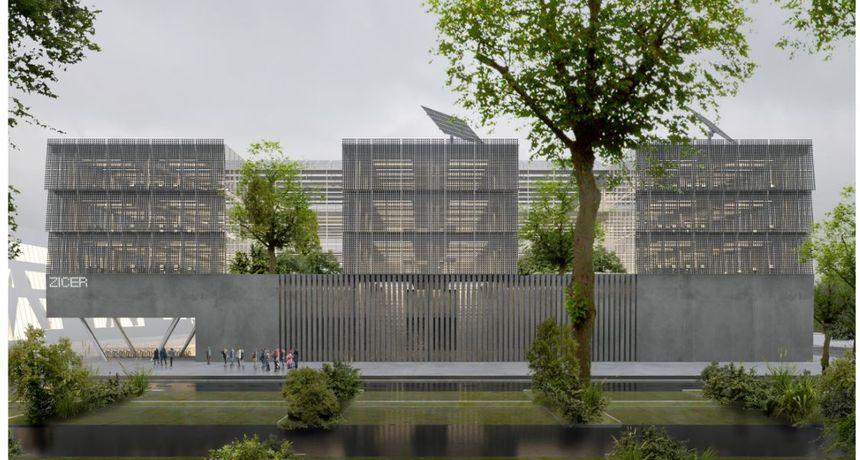 Pogledajte kako će izgledati budući Znanstveno istraživački centar u osječkom kampusu