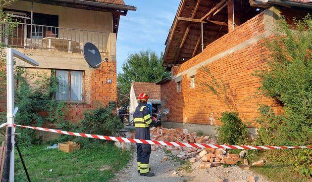 Posljedice potresa Petrinja