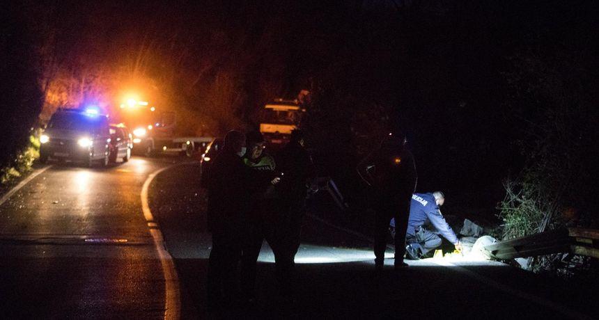 Teška nesreća kod Gornjeg Miholjca: Autom sletio s ceste i poginuo