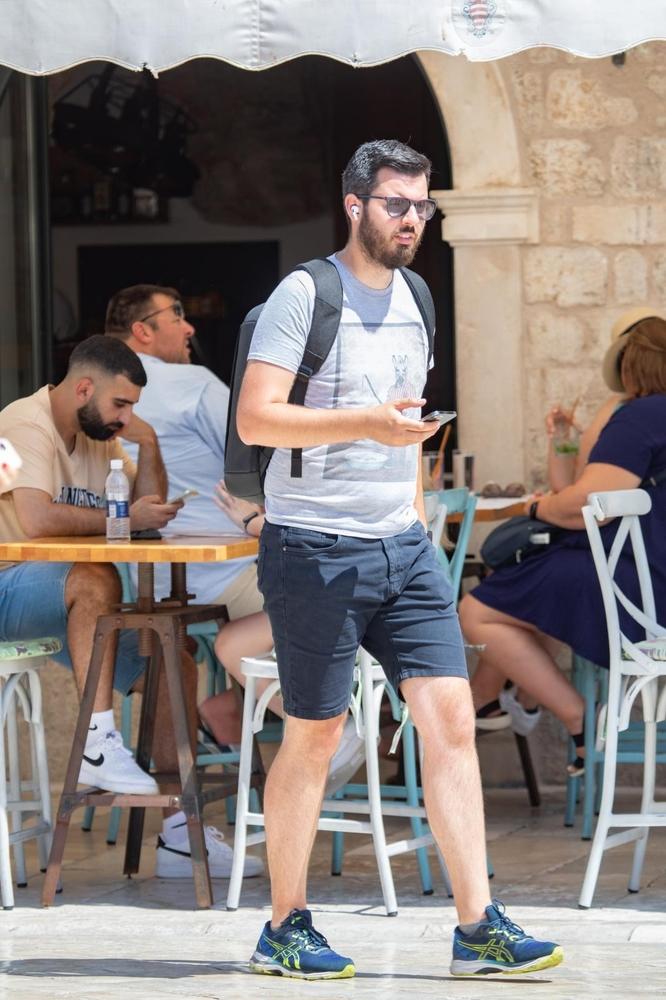 Mate Rimac, Dubrovnik