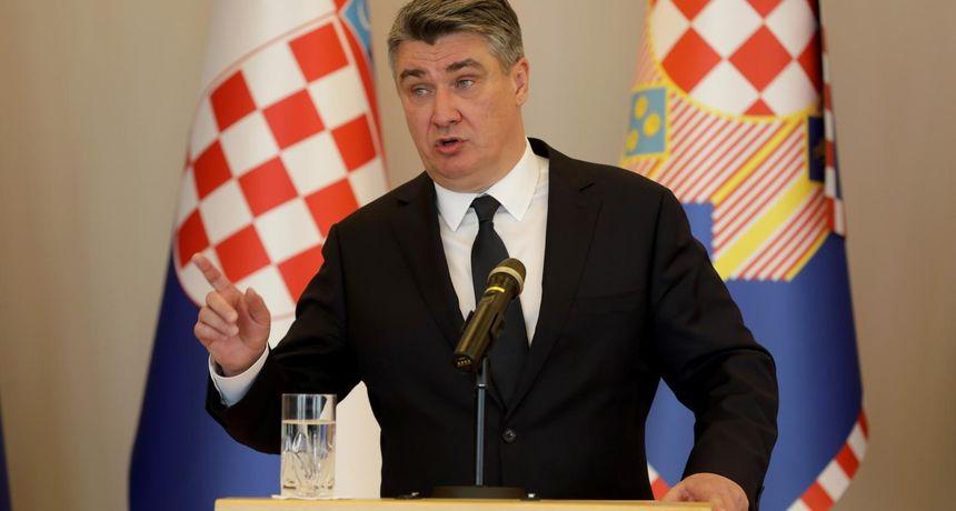 Predsjednik Milanović napokon se oglasio o smrti djevojčice iz Nove Gradiške: Kritizira utapanje socijalne skrbi u megaministarstvo