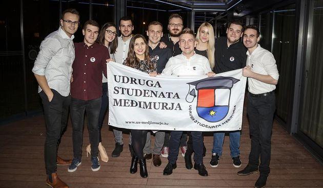 Udruga studenata Međimurja, Međimurska fešta, Zagreb