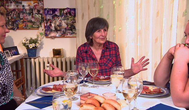 Večera za 5 na selu, Zdravka