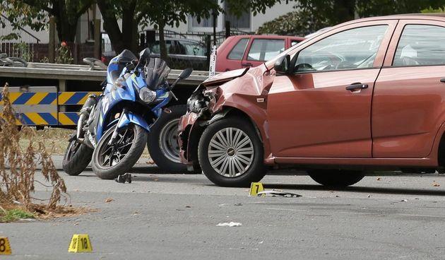 Prometna nesreća u Josipovcu